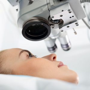 45678944 - eye surgery, eye clinic.