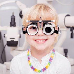 Oftalmologie pediatrica