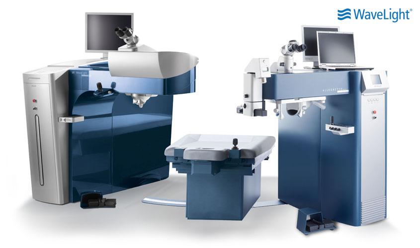 măsurarea vederii cu laser